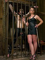 Hot Dominatrix...
