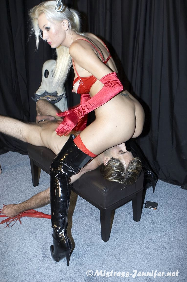 Fits and domination cock strap