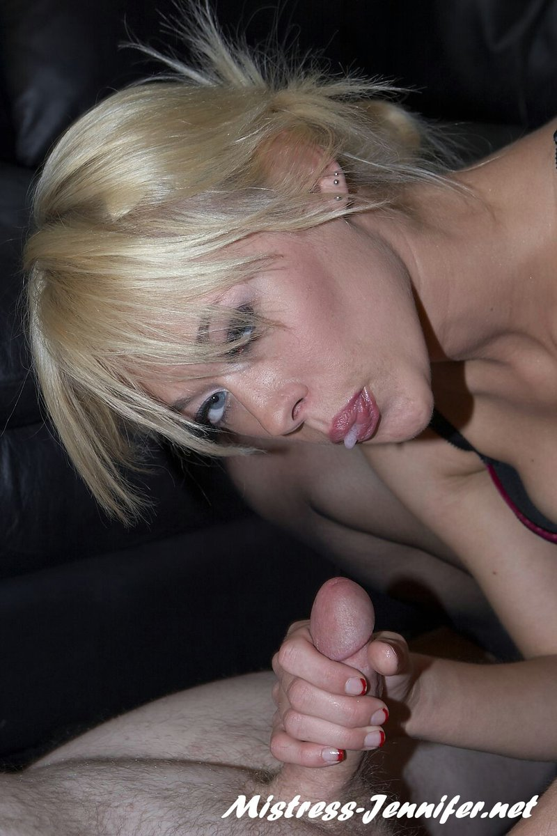 Simply excellent she uses orgasm denial